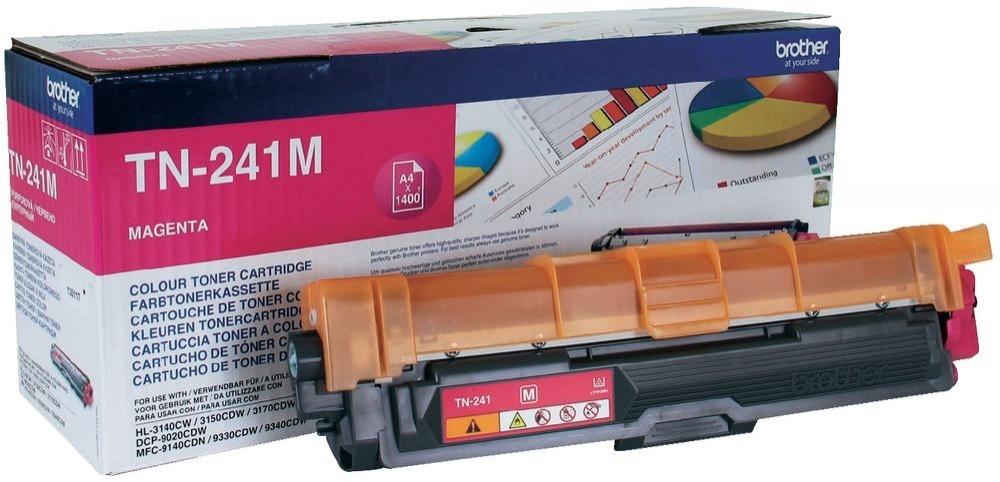 Náplně do Brother MFC-9140CDN, toner pro Brother purpurový 1400 stran