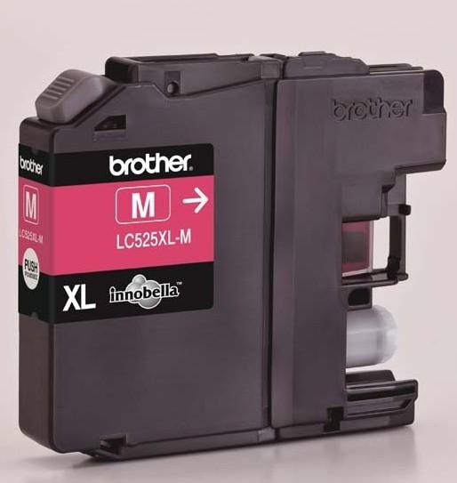 Brother LC-525XLM purpurová