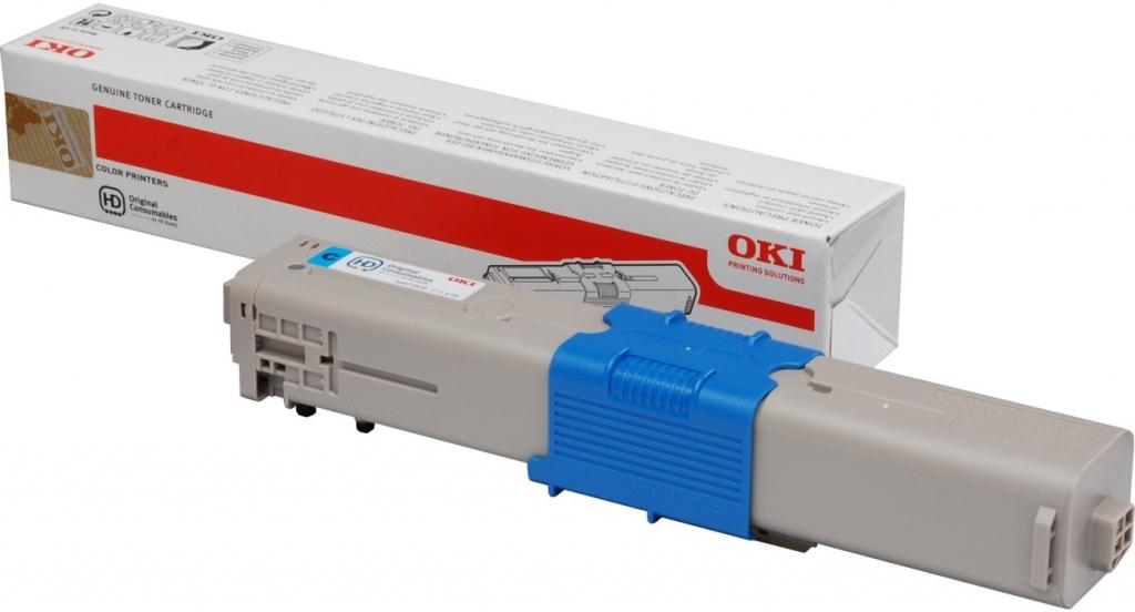 Náplně do OKI C301, toner pro OKI azurový