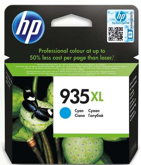 Náplně do HP Officejet Pro 6830, víceobjemová cartridge pro HP azurová