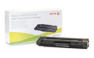 Náplně do Xerox Phaser 3140, toner pro Xerox černý (2500 stran)