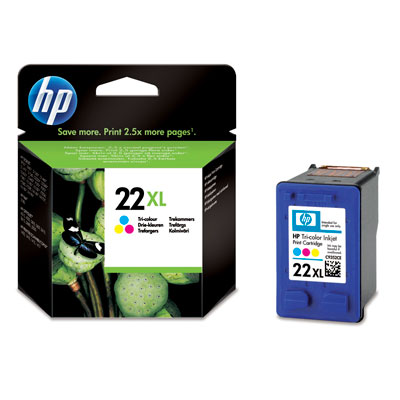 Náplně do HP Deskjet D1430, cartridge pro HP barevná