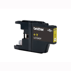 Náplně do Brother MFC-J430CW, cartridge pro Brother žlutá