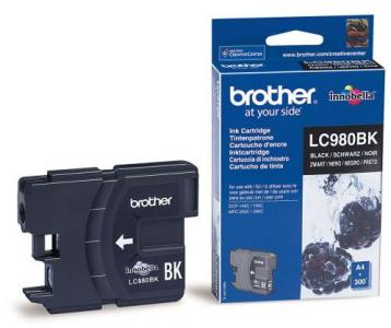 Náplně do Brother MFC-250C, cartridge pro Brother černá