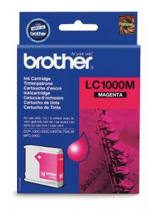 Náplně do Brother MFC-5860CN, cartridge pro Brother purpurová