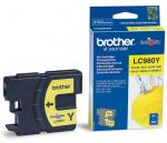 Náplně do Brother DCP-195C, cartridge pro Brother žlutá